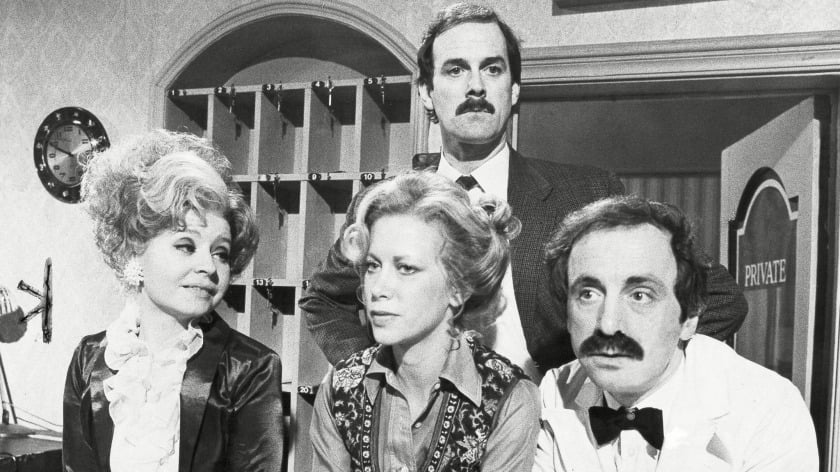 Woked in Fright: The Brief Banning of Fawlty Towers