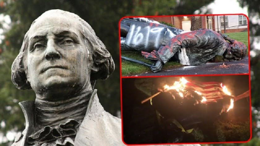 Toppling Statues Is a Classic Color Revolution Tactic to Rewrite Historical Truth