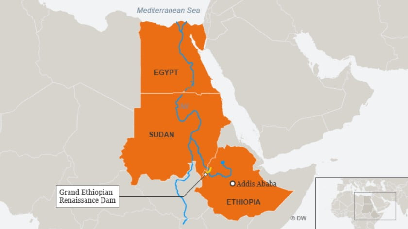 Ethiopia's Disinterest in Dam Negotiations Can Ignite War with Egypt