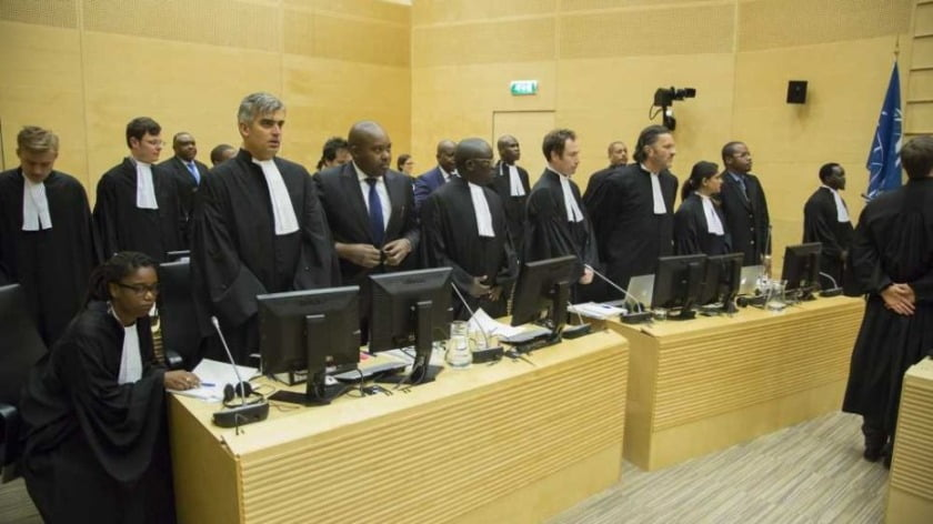 Operating Outside the Rule of Law: Washington Pressures International Criminal Court