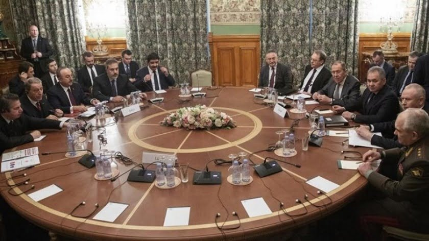 Libya's Negotiating Table