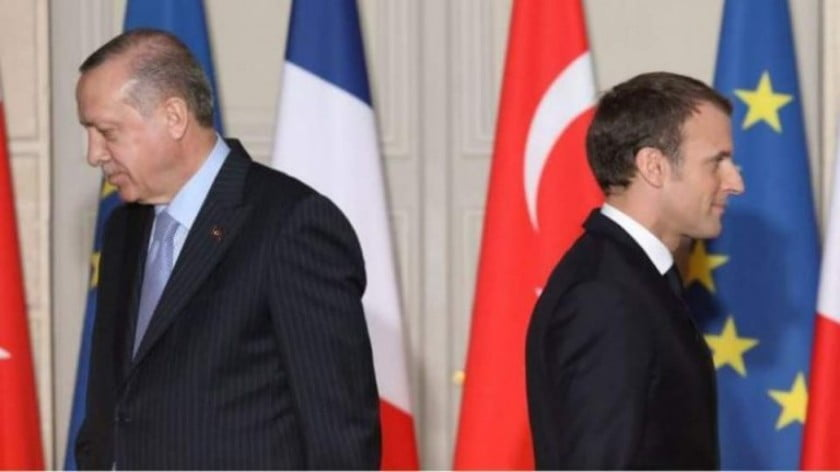 "France's Call on NATO to Stop Ignoring the ""Turkey Problem"". Further Divides the Alliance"