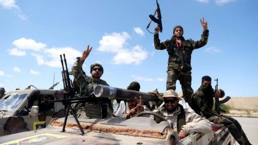 Libyan War Escalates as Regional Powers Attempt to Gain Stronger Influence