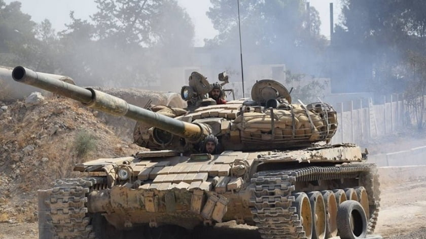 UK's Information Warfare in Syria