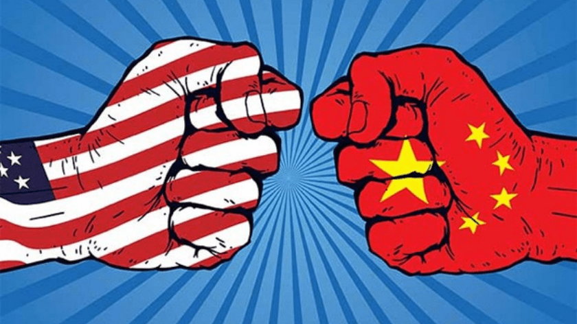 Empire Is the Root of U.S.-China Hostilities