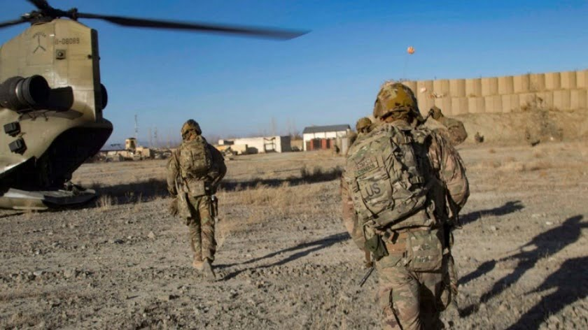 What Future does US Envision for Afghanistan?
