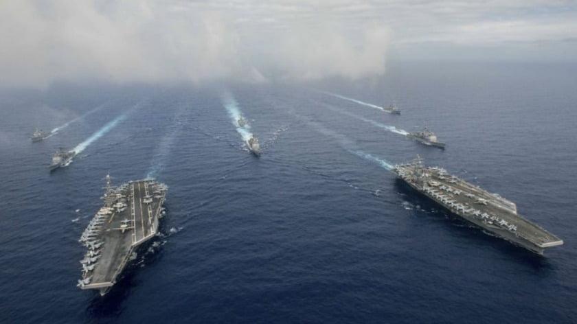 The Pentagon's Battle Space Is Expanding
