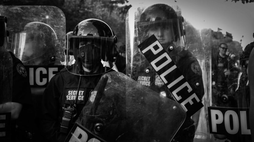 The System Is Rigged: Qualified Immunity Is How the Police State Stays in Power