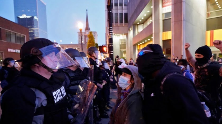 Police, the Blue Gang that Terrorizes America