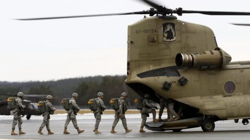 Poland Is Likely to Receive Germany-based American Soldiers to Pressurise Russia