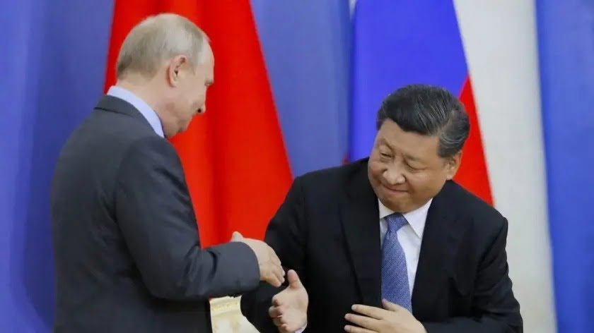 Russia Aiming to Realize Greater Eurasia Dream