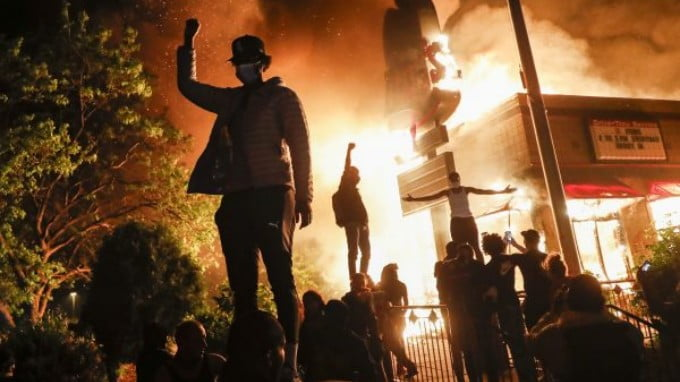 Crash the Economy, Burn the Cities, Infect the People: the Evil Plan to Remake America