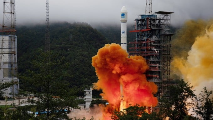 China Is Ready for a Space War
