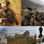 Collage of the War in Afghanistan (2001-present)