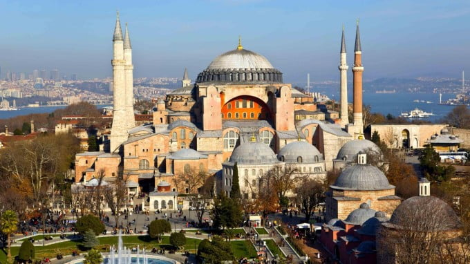 The West Has No Standing on Hagia Sophia