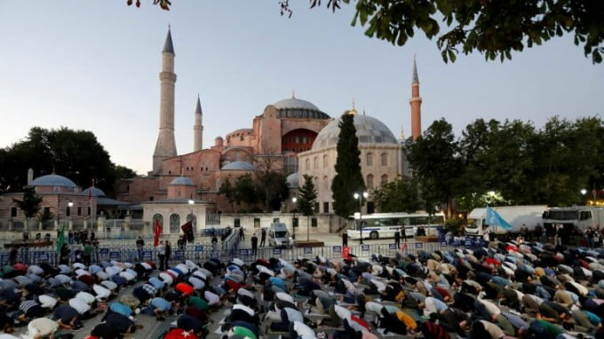 Converting Hagia Sophia for Domestic Consumption Will Backfire on Erdogan