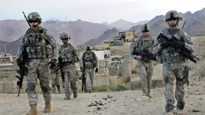 Seriously, Get The Hell Out Of Afghanistan