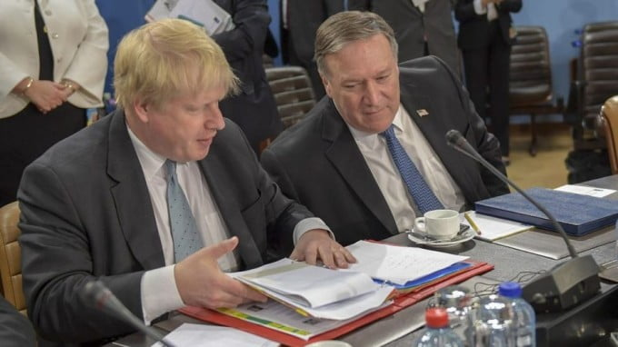 Human Rights and Washington's Global Britain
