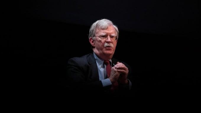 John Bolton's Memoir Makes Him Look Far More Dangerous than Trump