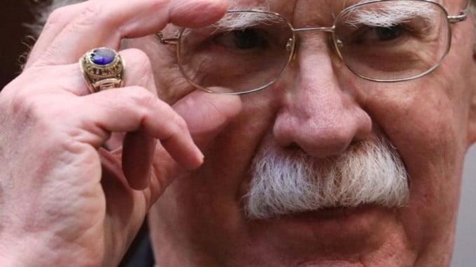 John Bolton – Traitor to Common Decency