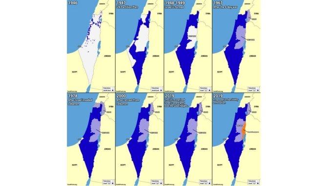 Netanyahu's Annexation Drive