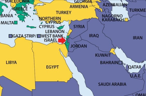 Military Escalation in the Middle East: Is Israel Planning a Multi-Front War against Its Arab Neighbors?