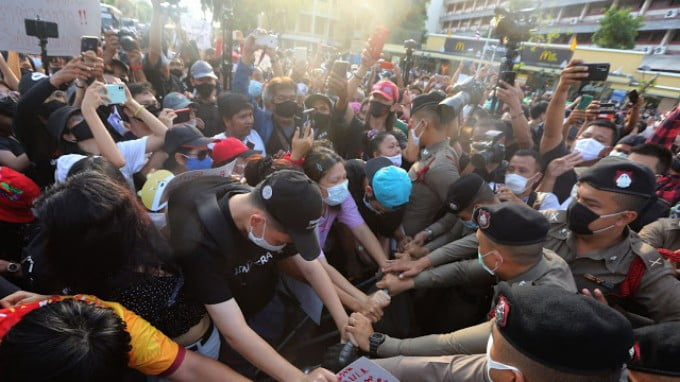 "US Targets Thailand with Attempted ""Color Revolution"""