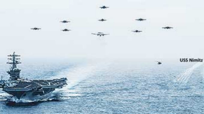 "The Militarization of Strategic Waterways: US- India War Games Contemplated. Aggressive ""Signal to China"""