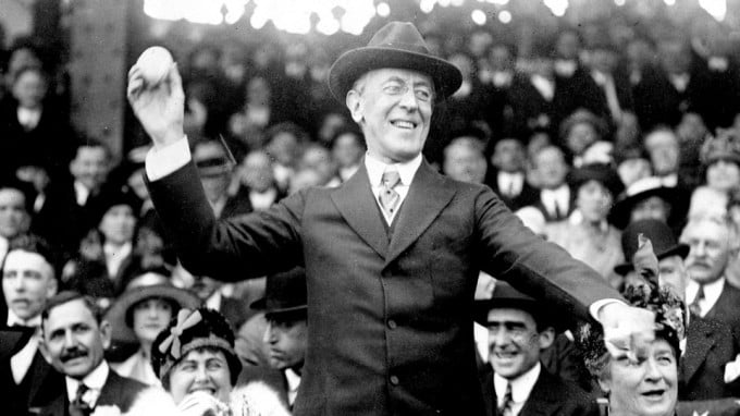 Now It's Woodrow Wilson's Turn