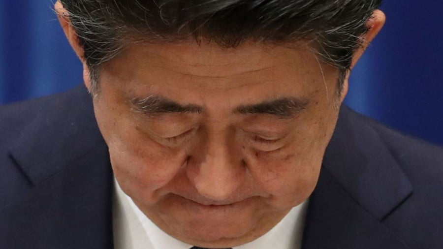 End of an Abe Era for Japan