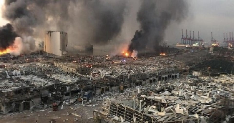 "Beirut – Accident or ""New"" Bomb Blast?"