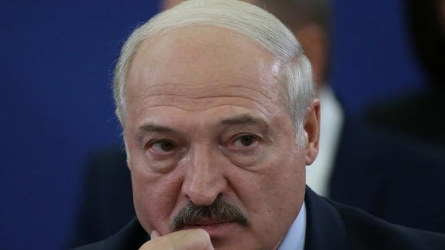 Lukashenko Just Hinted at a 'Phased Leadership Transition' in Belarus