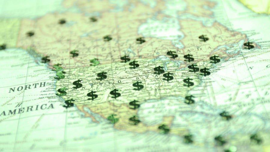 Twelve U.S. Billionaires Have a Combined $1 Trillion