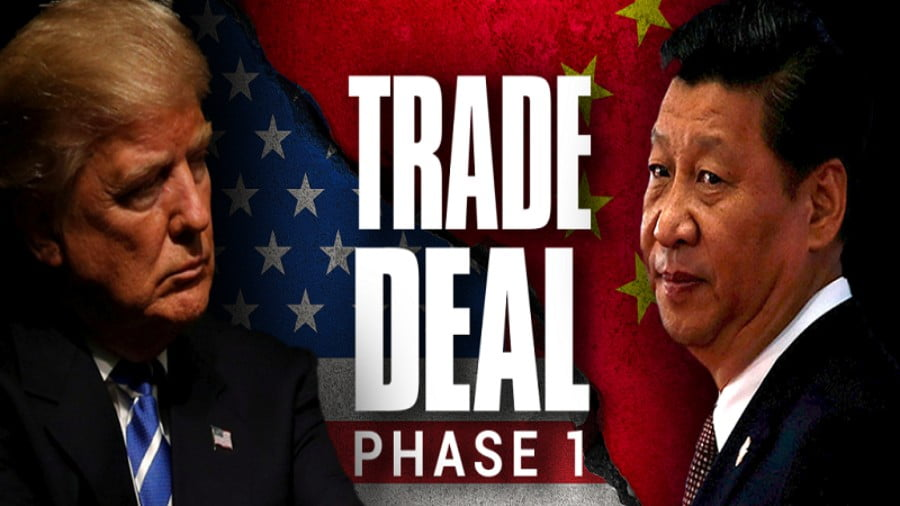 The China-US Trade Deal Check-Up Reassured The Global Economy