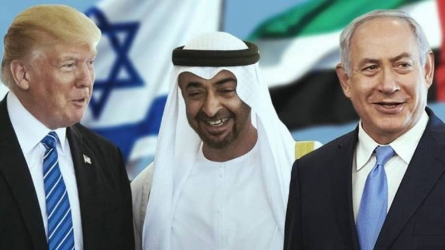 The United Arab Emirates and Israel Join Hands