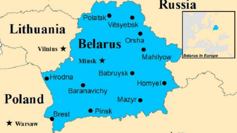 Poland and Lithuania Are Escalating Events in Belarus as They Did with Maidan