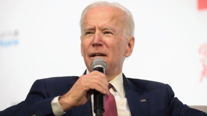 The Biden Rule: 'No Men Need Apply!'