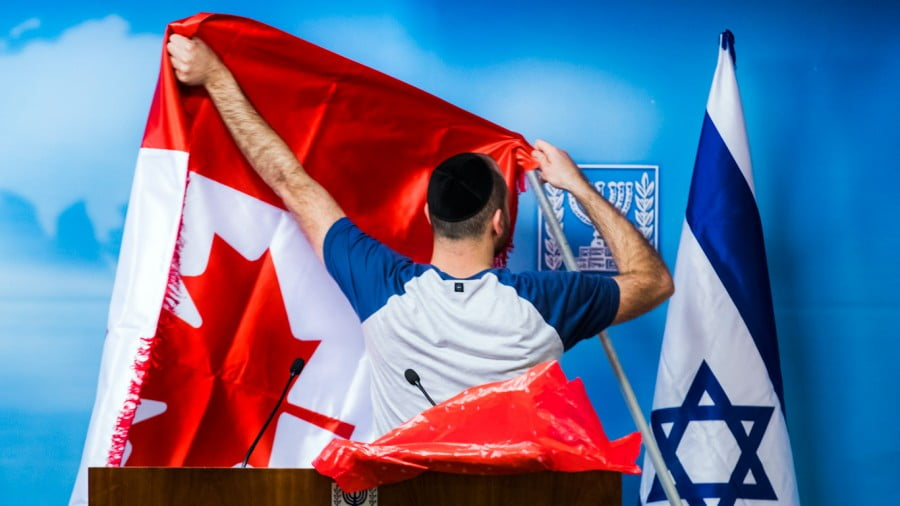 A UN Vote Exposed Canada's Blind and Unconditional Support for Israel
