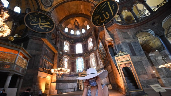Hagia Sophia Is Still Symbolic of Christianity and Islam's Shared History