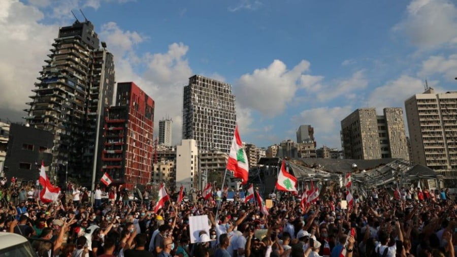 Lebanon: Pearl on the New Silk Road or Zone of Dark Age Chaos