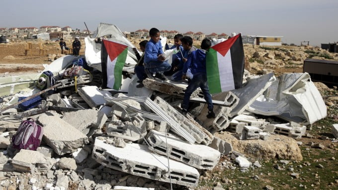 New Report Reveals Israel Demolishes Over 2,000 Palestinian Bedouin Homes per Year
