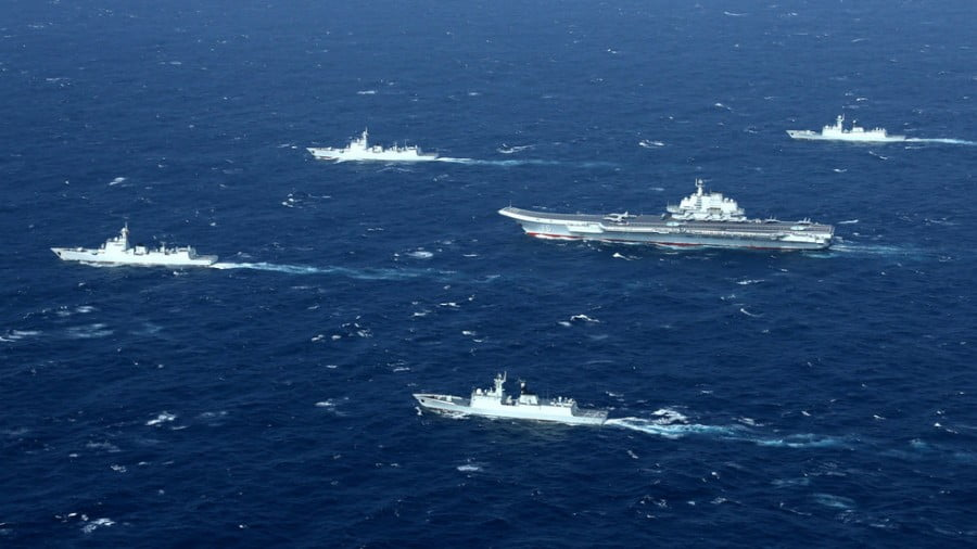 US-China Game of Chicken in the South China Sea Does Nothing to Solve the Dispute