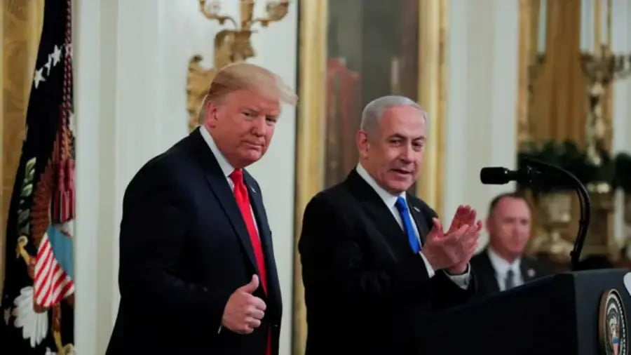 Trump Administration Displays its Love for Israel