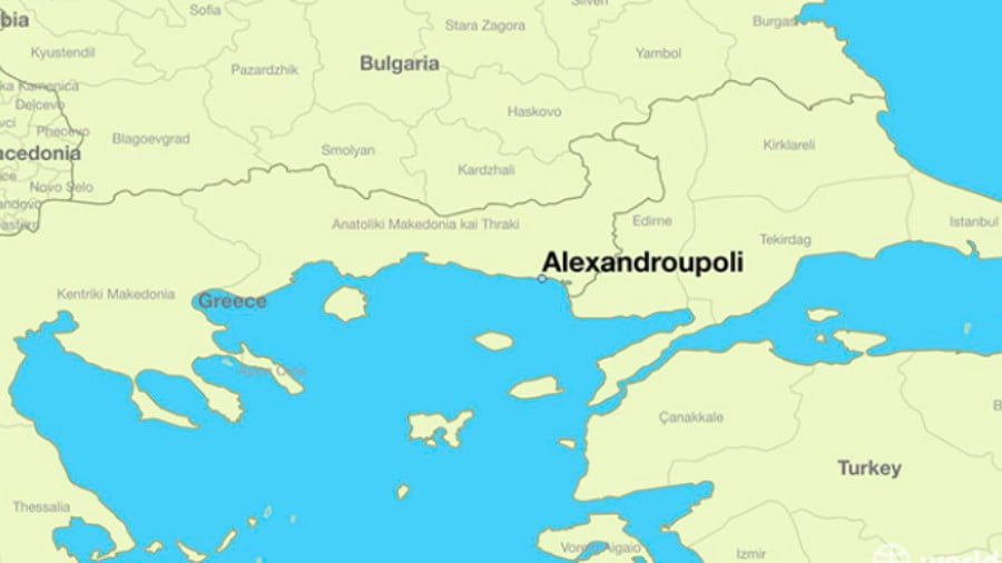U.S. Control of Alexandroupolis Port Will Not Help to Protect Greece from Turkey