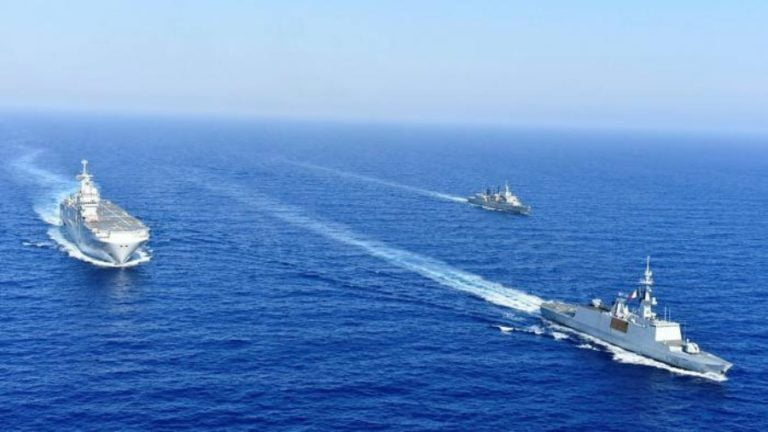Power Rivalry in the East Mediterranean Continues Despite COVID-19 Pandemic