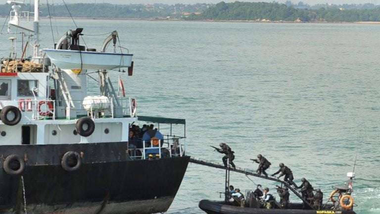 Piracy in the Strait of Malacca: an Age-Old Problem Whose Future Is Unclear