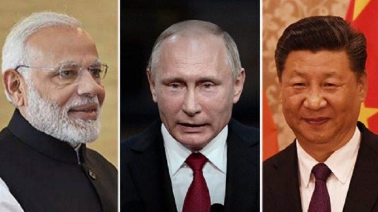 Is Russia 'Abandoning' or 'Recalibrating' Its 'Balancing' Act Between China & India?