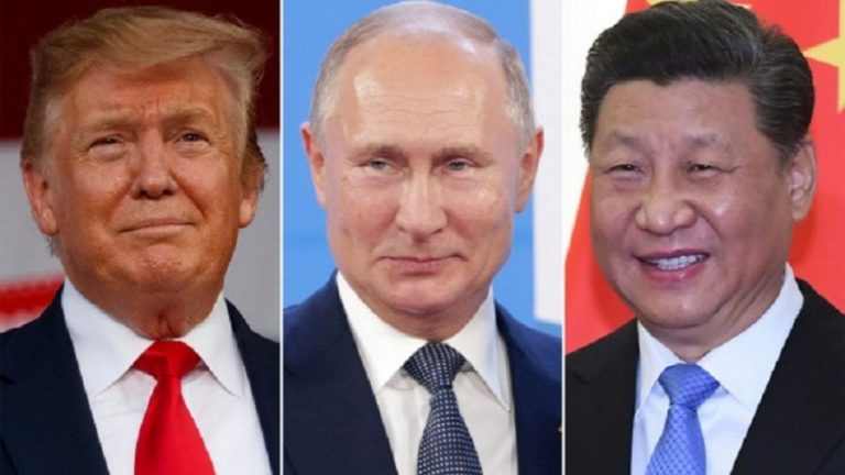 UNGA 2020: Trump vs. Putin & Xi