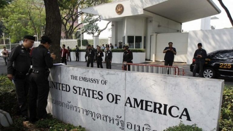 A US Government-Funded Petition to Rewrite Thailand's Constitution
