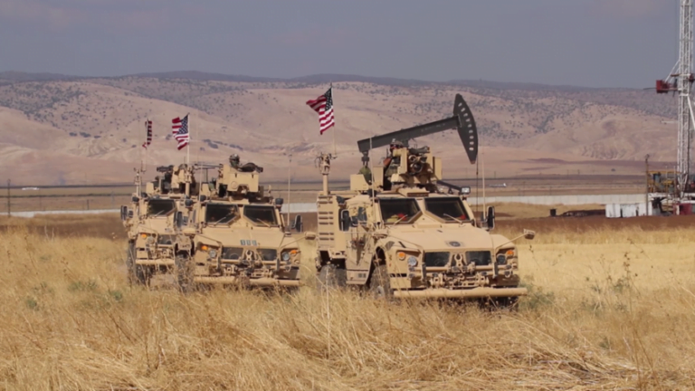 How USA and Turkey Plunder and Loot Syria with Impunity